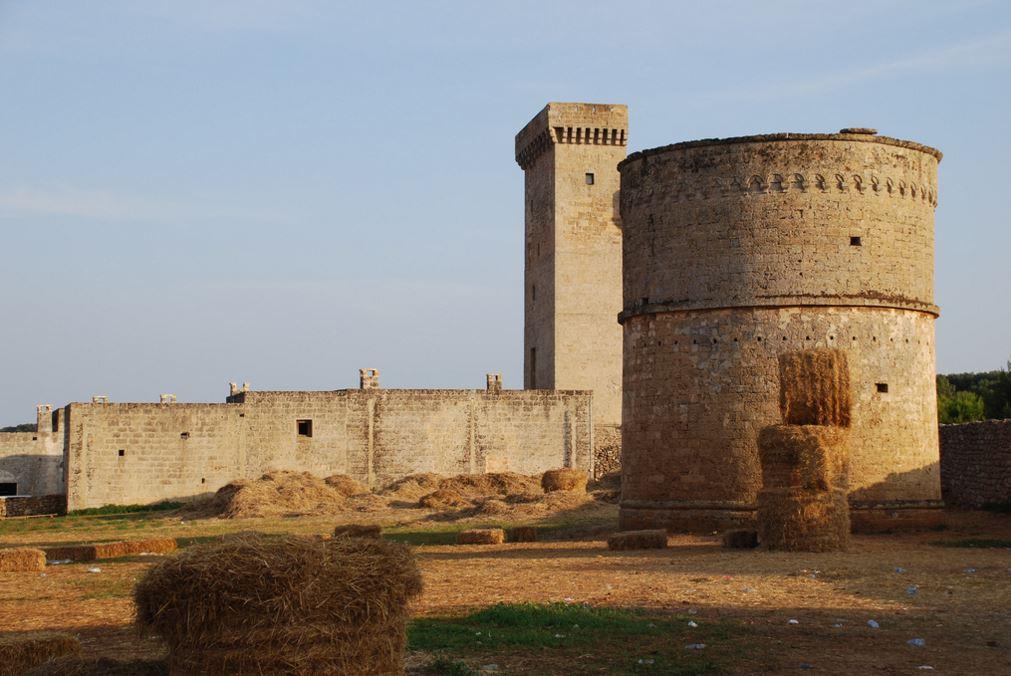 Il Castello di Acquarica del Capo