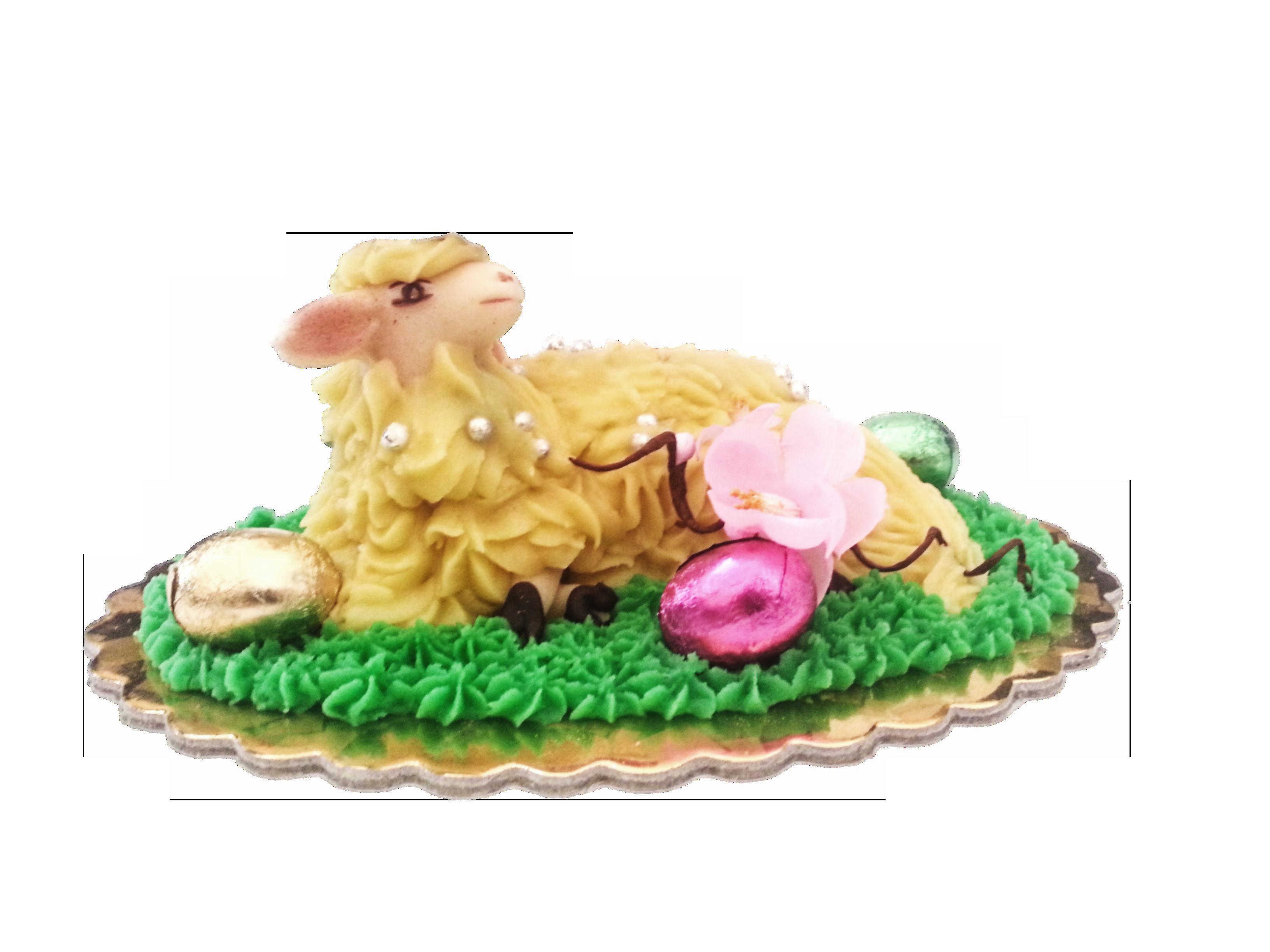 Preparare l'agnello di Pasqua in casa